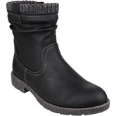 Divaz  Lucca  women's Low Ankle Boots in Black