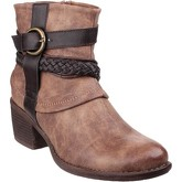 Divaz  Vado  women's Low Ankle Boots in Brown