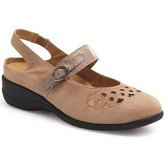 Calzamedi  therapeutic comfortable dancer  women's Shoes (Pumps / Ballerinas) in Brown