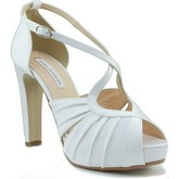 Angel Alarcon  bridal shoes  women's Court Shoes in White