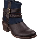 Divaz  Vado  women's Low Ankle Boots in Blue