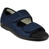 Gbs Medical  Royal  women's Slippers in Blue