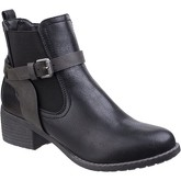 Divaz  Ivana  women's Low Ankle Boots in Black