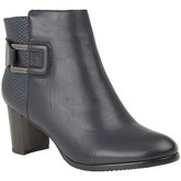 Lotus  Jeckle Womens Casual Ankle Boots  women's Boots in Blue