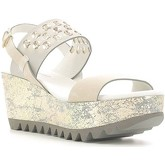 Apepazza  MCL10 Wedge sandals Women Beige  women's Sandals in Beige