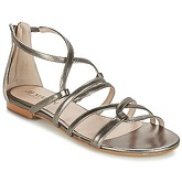 JB Martin  ANORA  women's Sandals in Silver