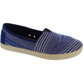 Toms  Avalon Sneaker  women's Shoes (Pumps / Ballerinas) in Blue