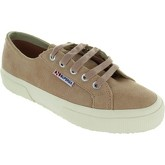 Superga  2750 SUEU  women's Trainers in Beige