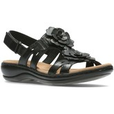 Clarks  Leisa Claytin Womens Wide Sandals  women's Sandals in Black