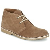Casual Attitude  HORPO  men's Mid Boots in Brown