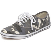 Reservoir Shoes  Printed low top sneakers 09M1034 TINO Grey Unisex Perm  women's Shoes (Trainers) in Grey