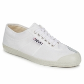 Kawasaki  PLAYERS BASIC  men's Shoes (Trainers) in White