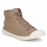 Bensimon  GEYSLY MID  men's Shoes (High-top Trainers) in Brown