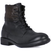 Airstep / A.S.98  MJUS POLACCO UOMO SPACE  men's Mid Boots in Black