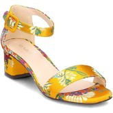 Menbur  095470014  women's Sandals in Yellow
