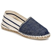 Art of Soule  RAYETE  men's Espadrilles / Casual Shoes in Blue