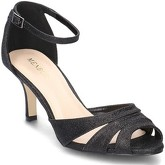 Menbur  079320001  women's Sandals in Black
