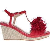 Menbur  09235 0007  women's Sandals in Red