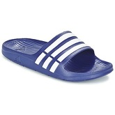 adidas  DURAMO SLIDE  men's Mules / Casual Shoes in Blue