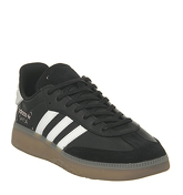 adidas Samba Rm CORE BLACK WHITE CLEAR ORANGE