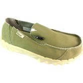 Hey Dude  Farty  men's Loafers / Casual Shoes in Green