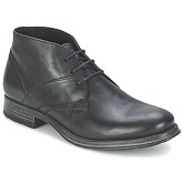 Casual Attitude  REBALIE  men's Mid Boots in Black
