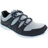 Gola  Termas  men's Shoes (Trainers) in Silver