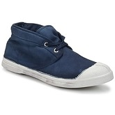Bensimon  TENNIS NEW NILS  men's Shoes (High-top Trainers) in Blue