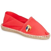 1789 Cala  UNIE CORAIL  men's Espadrilles / Casual Shoes in Orange