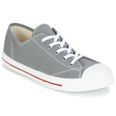 Yurban  DEOLIBO  men's Shoes (Trainers) in Grey