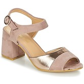 Moony Mood  INDRETTE  women's Sandals in Pink