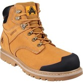 Amblers Safety  FS226  men's Low Ankle Boots in Yellow