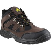 Amblers Safety  FS152  men's Mid Boots in Brown