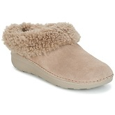 FitFlop  LOAFF SNUG SLIPPERS  women's Clogs (Shoes) in Beige