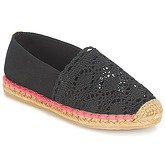 Banana Moon  WESTLAND  women's Espadrilles / Casual Shoes in Black
