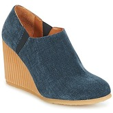 Castaner  VIENA  women's Low Boots in Blue