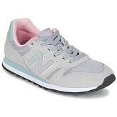 New Balance  WL373  women's Shoes (Trainers) in Grey