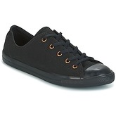Converse  CHUCK TAYLOR ALL STAR DAINTY  women's Shoes (Trainers) in Black