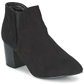 Eclipse  CALLY  women's Low Ankle Boots in Black