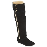 Chinese Laundry  TAKE ME THERE  women's High Boots in Black