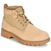 Caterpillar  MELODY  women's Mid Boots in Beige