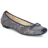Elizabeth Stuart  YORK  women's Shoes (Pumps / Ballerinas) in Blue