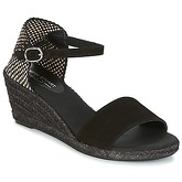 Elizabeth Stuart  TREVISE  women's Espadrilles / Casual Shoes in Black