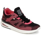 British Knights  DEMON  women's Shoes (Trainers) in Pink