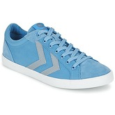 Hummel  DEUCE COURT SUMMER  women's Shoes (Trainers) in Blue