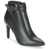 Moony Mood  MAJODA  women's Low Ankle Boots in Black