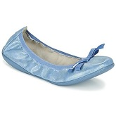 LPB Woman  ELLA  women's Shoes (Pumps / Ballerinas) in Blue