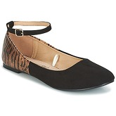 Moony Mood  GLIMY  women's Shoes (Pumps / Ballerinas) in Black
