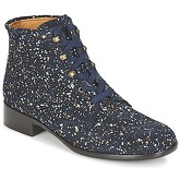 Chie Mihara  CANITA  women's Low Ankle Boots in Blue