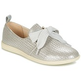 Armistice  STONE ONE W  women's Shoes (Trainers) in Silver